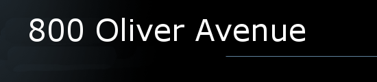 800 Oliver Avenue
